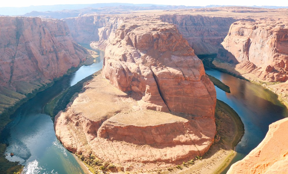 The Grand Canyon State -