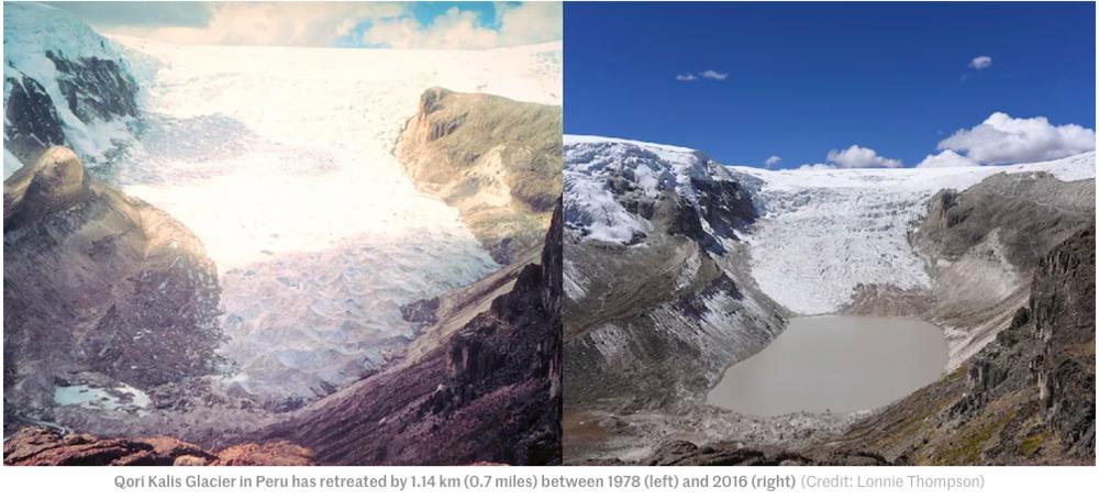 Image Source  James Balog and the Extreme Ice Survey