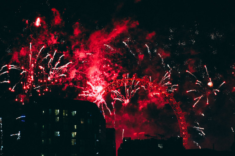 Image result for The Best Way to Take Fireworks Photos