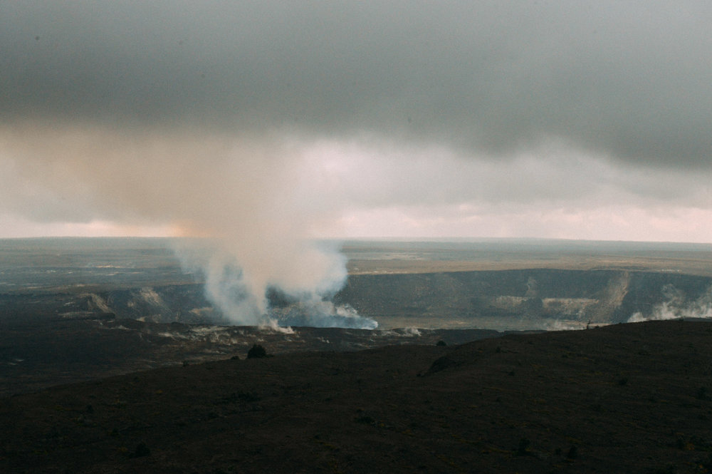 Chain of Craters, Big Island, Hawaii, Volcano National Park, SaltWaterVibes