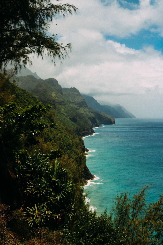 kauai - the garden isle