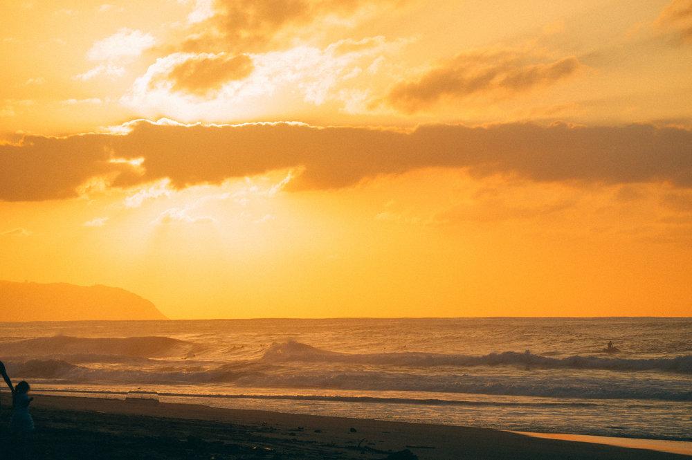 Sunset Beach | SaltWaterVibes