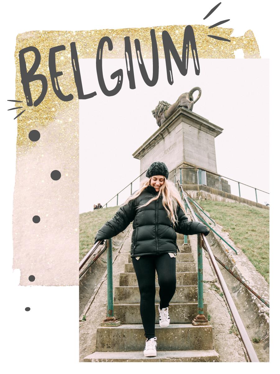 Belgium + SaltWaterVibes