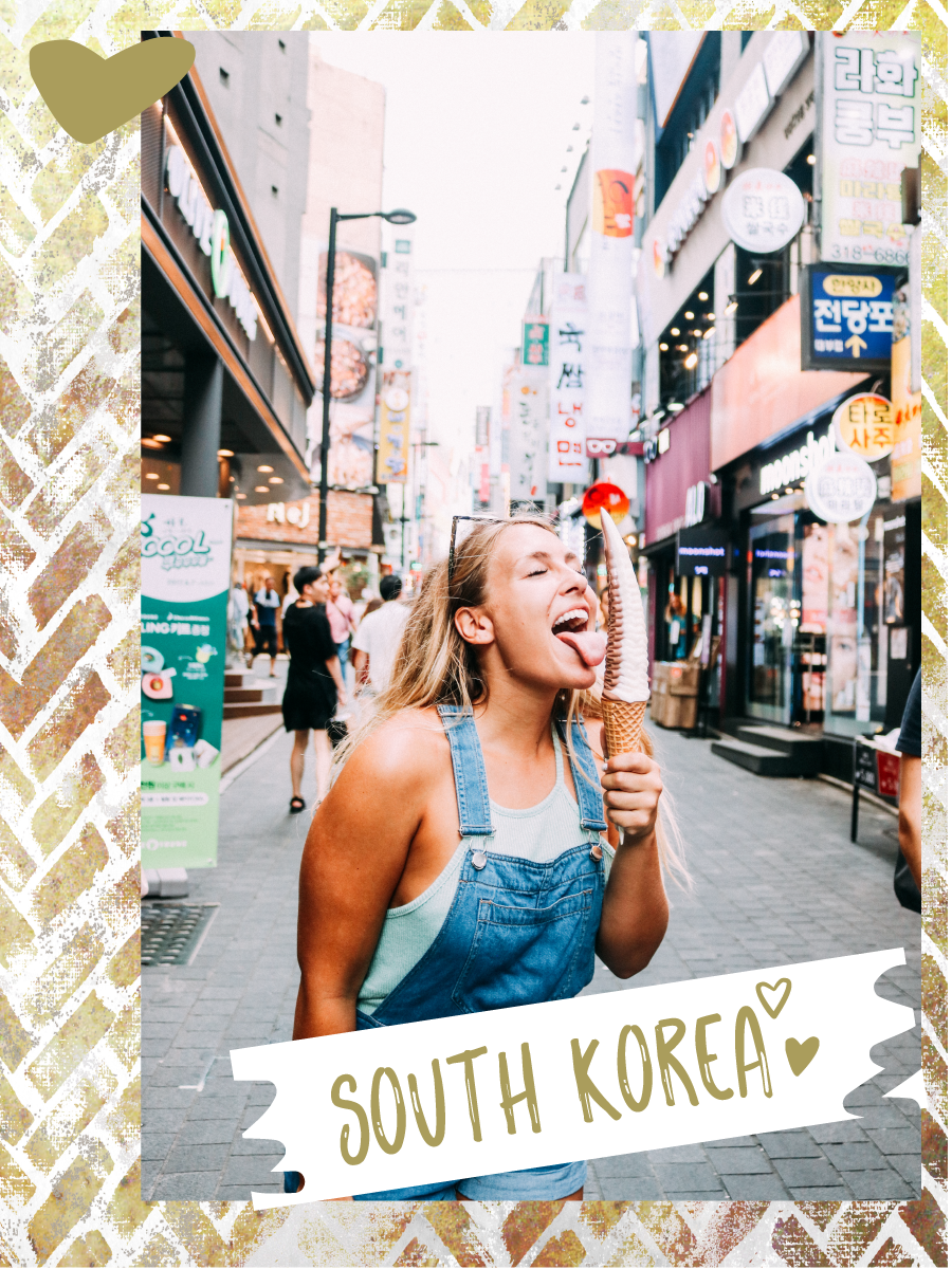 South Korea + SaltWaterVibes
