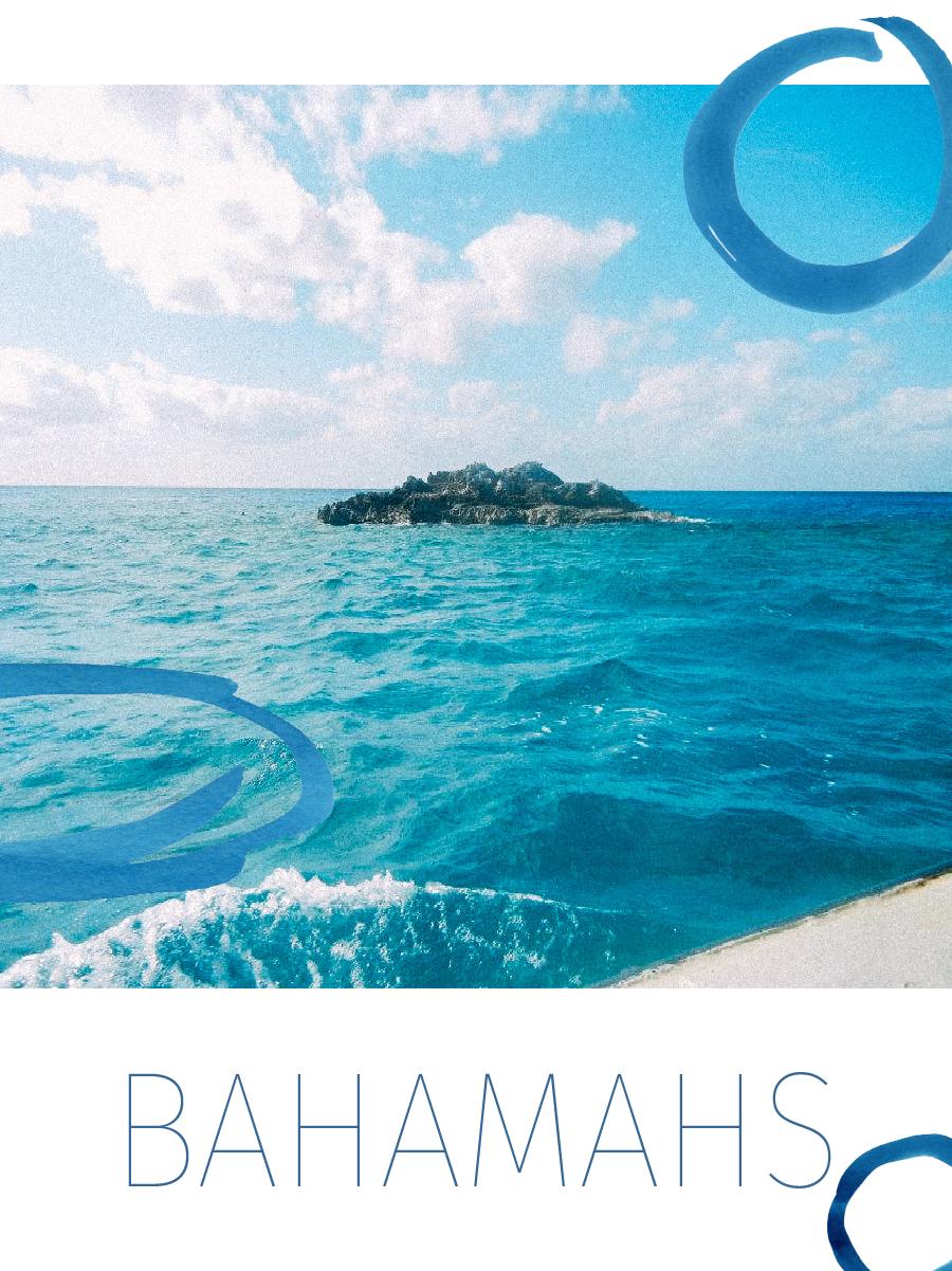 Bahamas + SaltWaterVibes