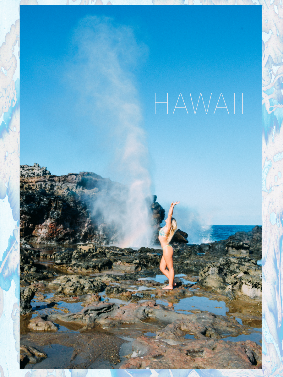 Hawaii + SaltWaterVibes