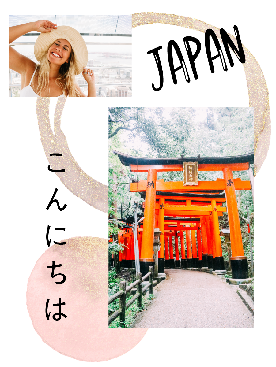 Japan + SaltWaterVibes