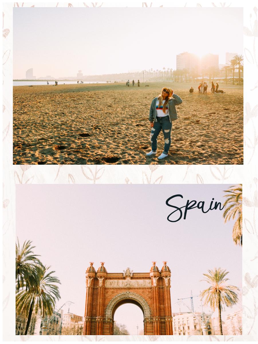 Spain + SaltWaterVibes