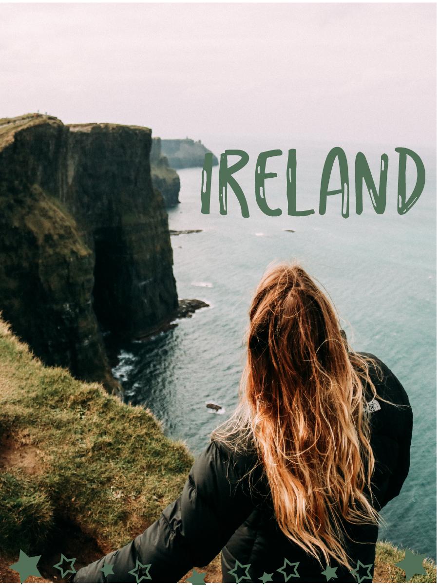 Ireland + SaltWaterVibes