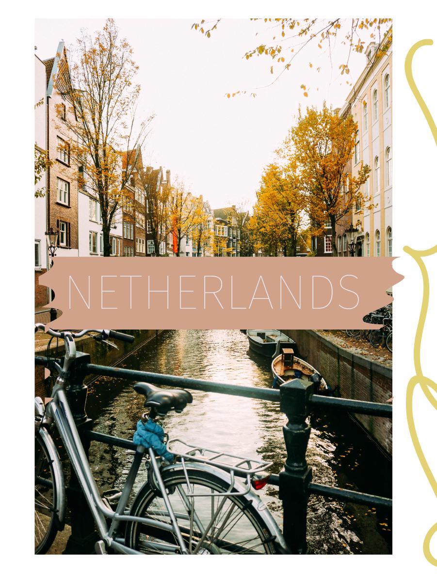 Netherlands + SaltWaterVibes