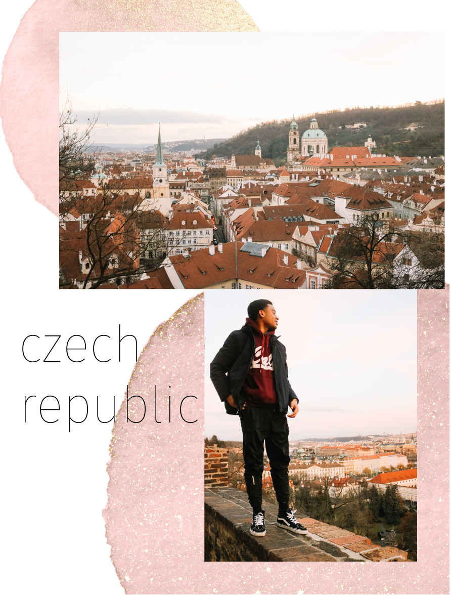 Czech Republic + SaltWaterVibes