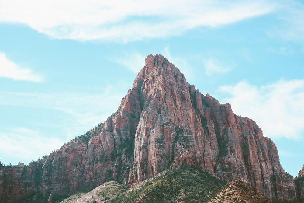 Zion National Park | SaltWaterVibes