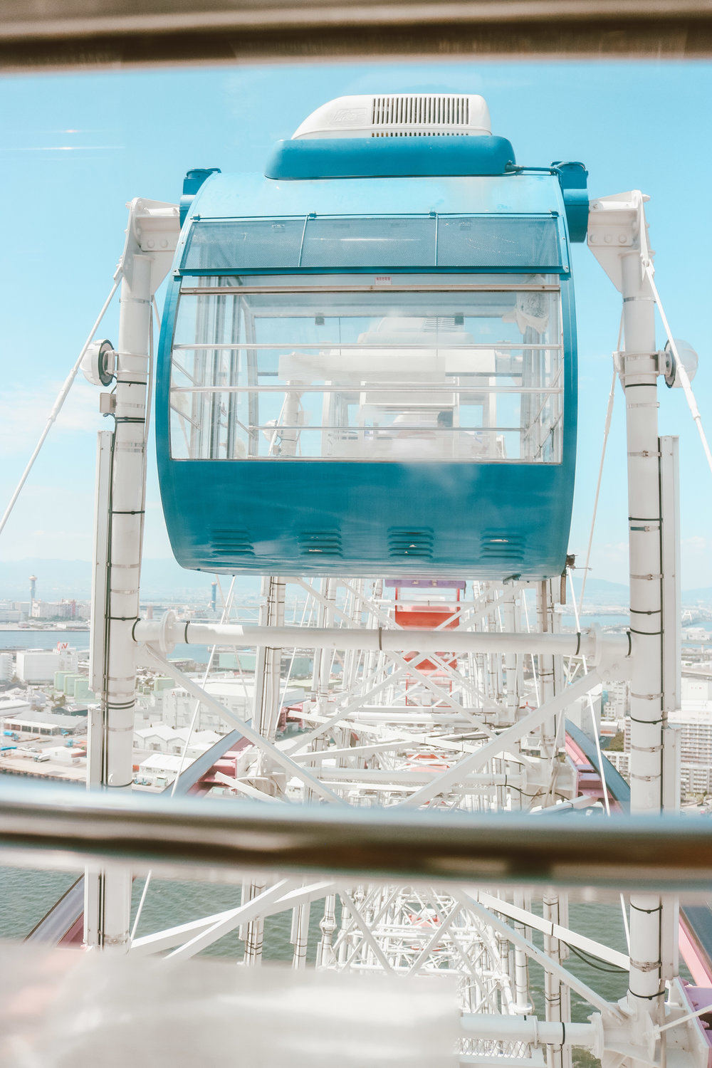 Osaka Aquarium and Tempozan Ferris Wheel | SaltWaterVibes