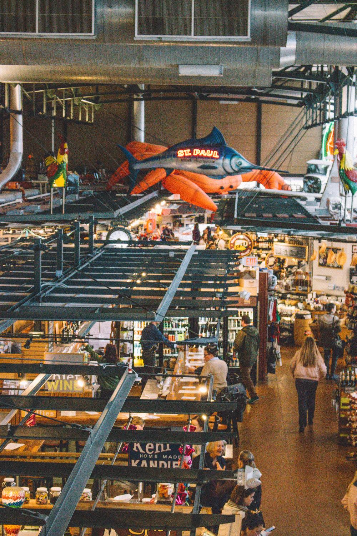 Milwaukee Public Market | SaltWaterVibes