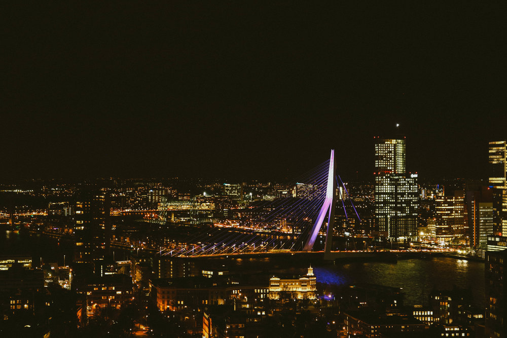 Going Up: The EuroMast | SaltWaterVibes
