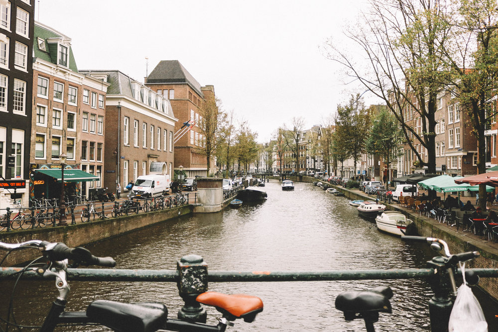 Five Experiences You Can Only Have In Amsterdam | SaltWaterVibes