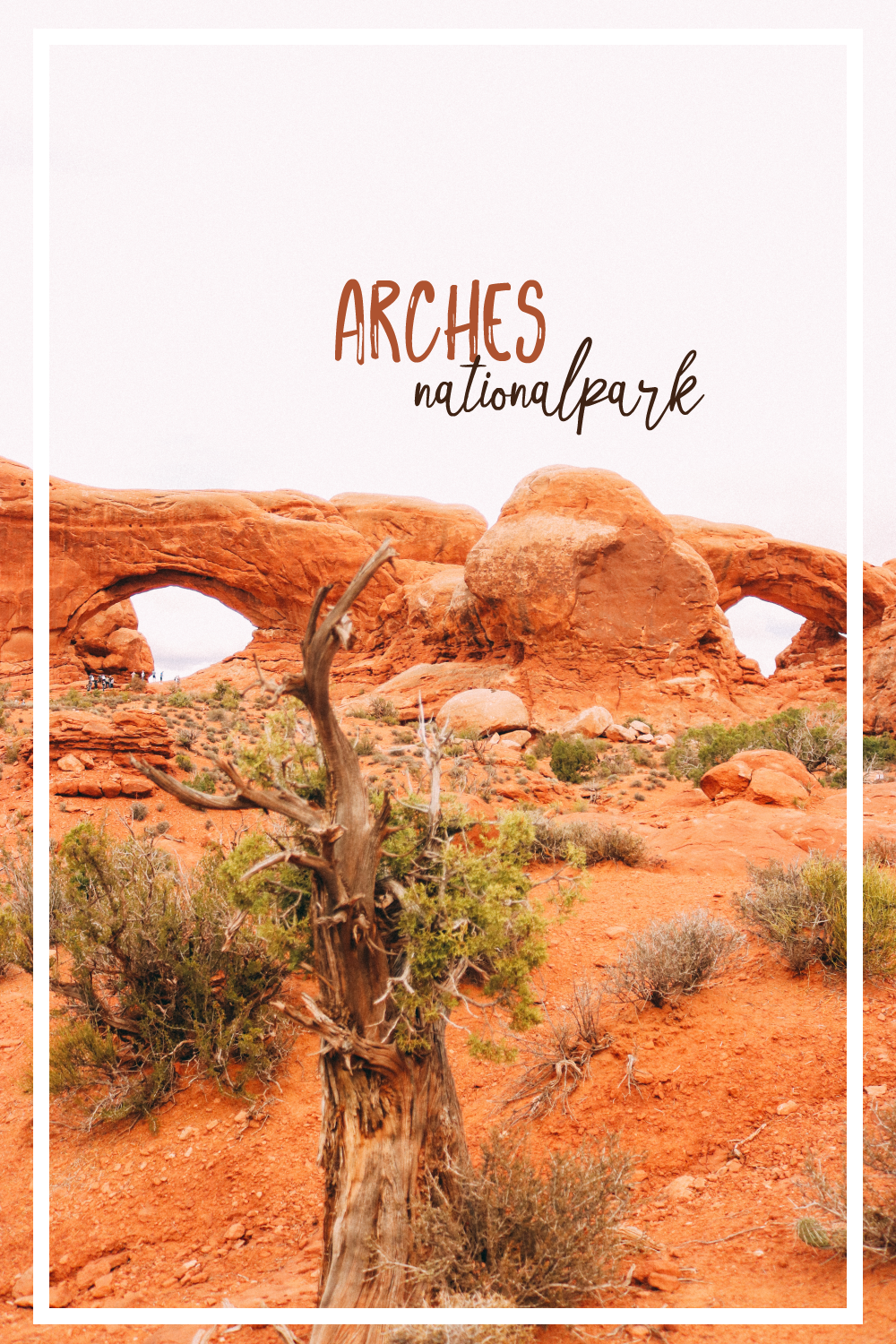 Arches National Park | SaltWaterVibes
