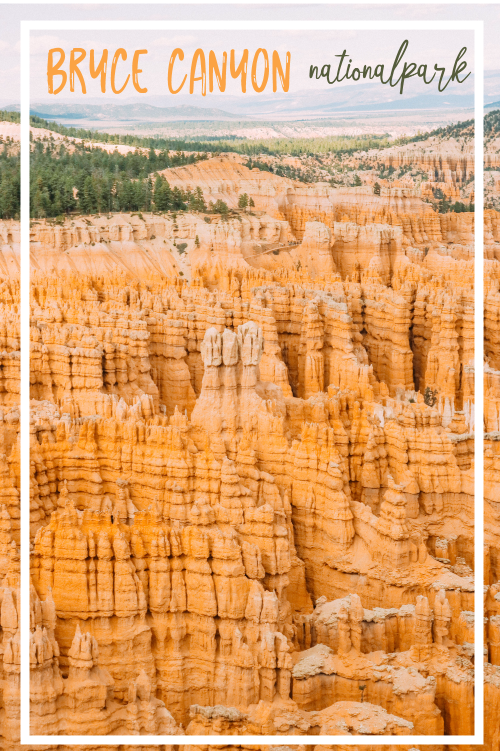 Bryce Canyon National Park | SaltWaterVibes