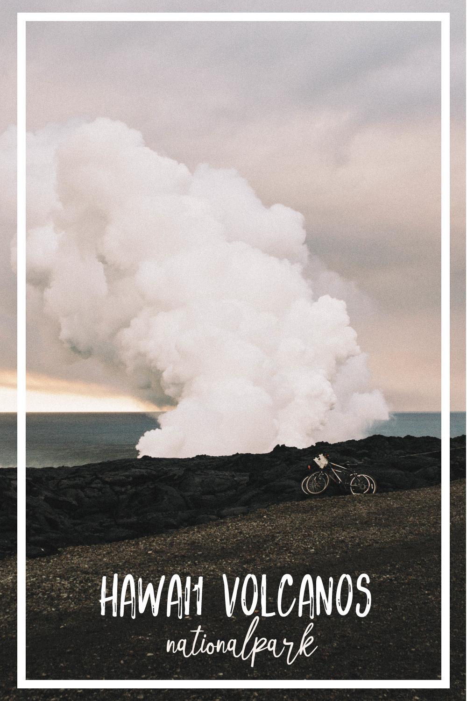 Hawai'i Volcanos National Park | SaltWaterVibes