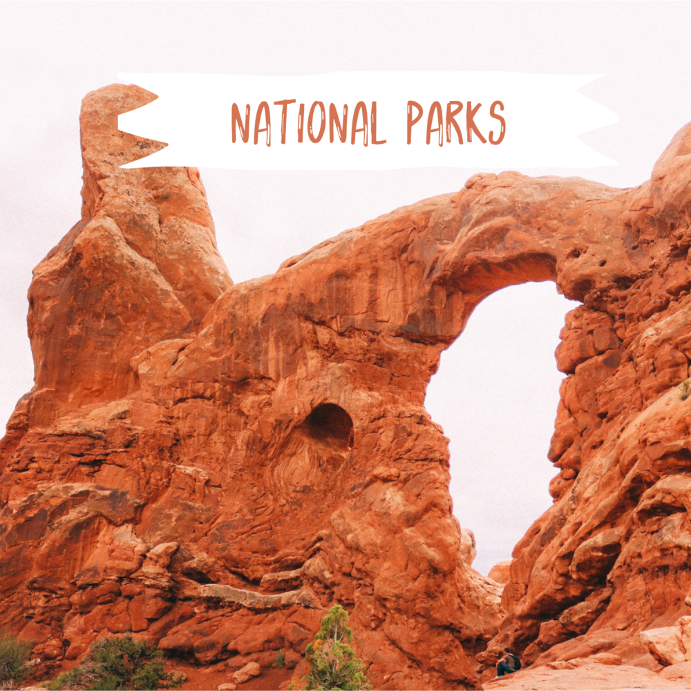 National Parks | SaltWaterVibes