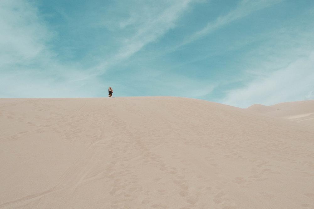 Great Sand Dunes National Park   SaltWaterVibes