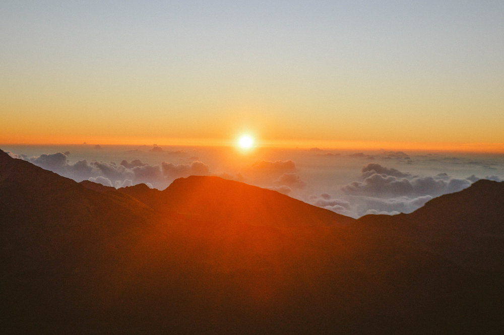 Mt. Haleakala National Park | SaltWaterVibes