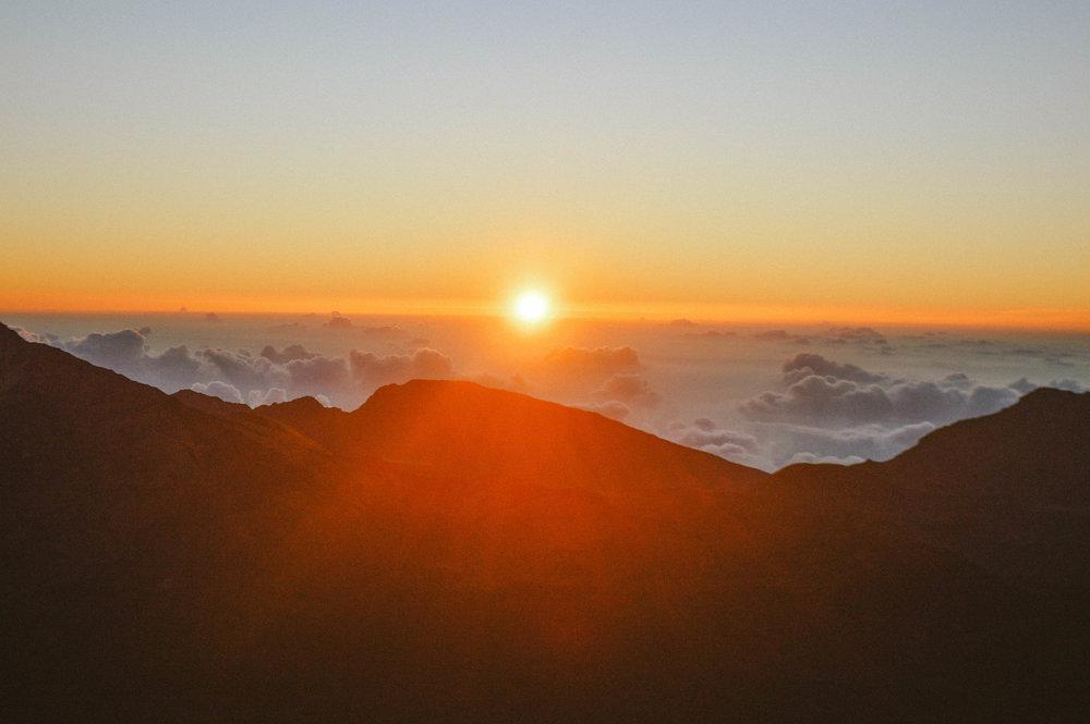 Mt. Haleakala National Park | SaltWaterVibes