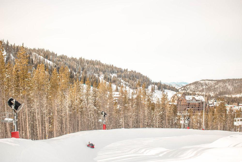 Winter Park Tubing Colorado | SaltWaterVibes