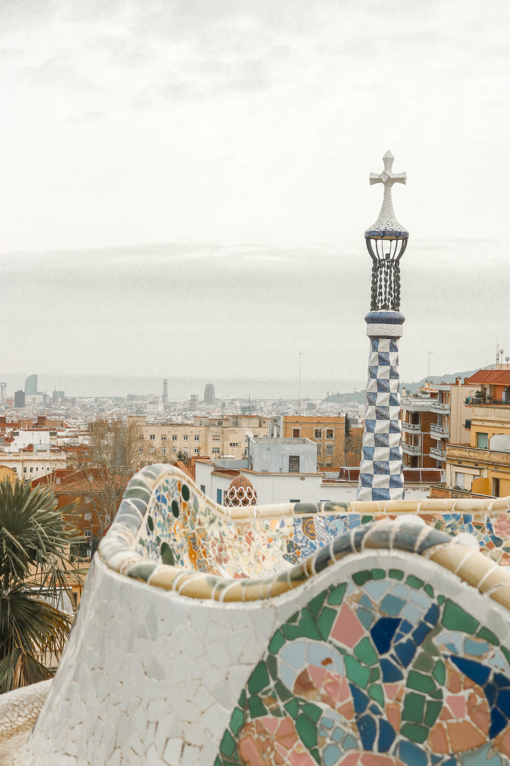 Visiting The Park Guell and Sagrada Familia | SaltWaterVibes