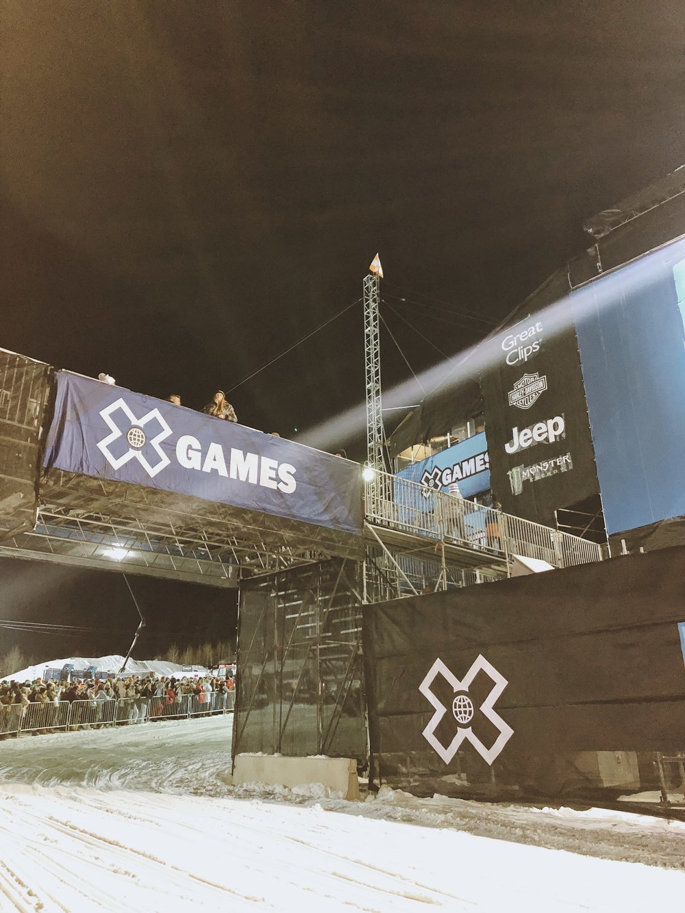 The Winter X-Games 101 | SaltWaterVibes