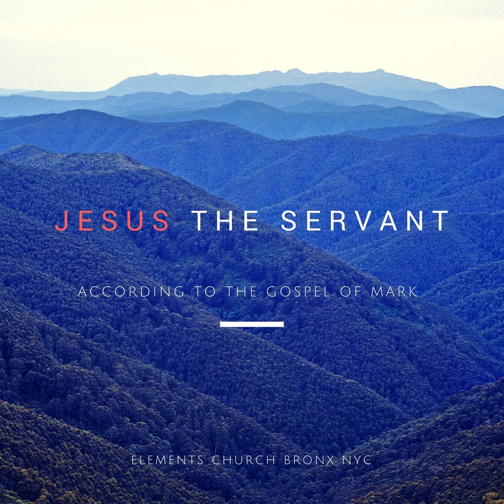This sermon was part of a 4 week series at Elements Church exploring who Jesus is in the 4 gospels.
