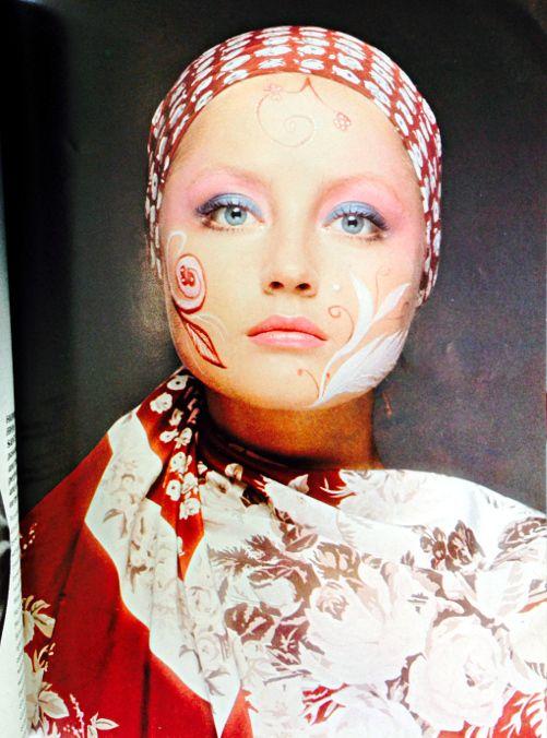 Ingrid Boulting for Vogue UK in 1970