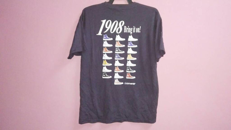 Vintage Converse Tshirt from  John the Store