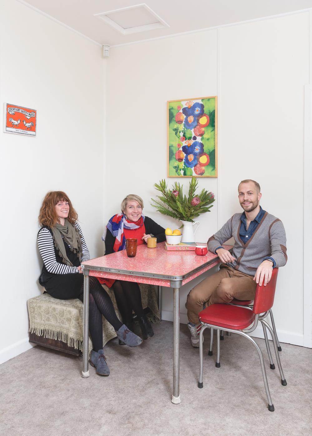 EMMA +FRANKA +MARTIJN BRUNSWICK EAST