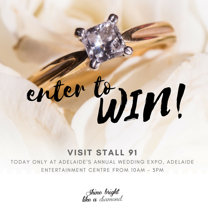 enter_to_win_shine_bright_like_a_diamond_wedding_expo