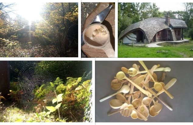 Want to try it out yourself? - William Torlot and Marcos Frangos are running a spoon carving weekend workshop 16th -18th of November 2018 at Hazel Hill Wood, near Salisbury. To find out more or sign up click here…