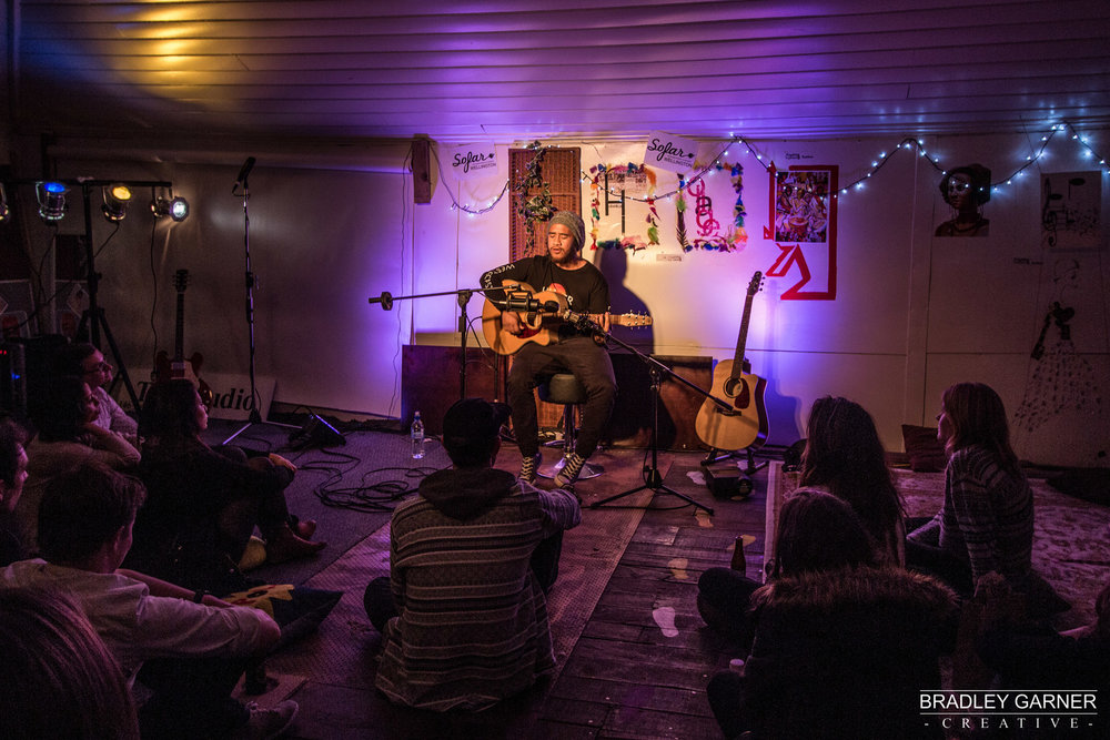 Sofar @ Private Address June 28, 2016
