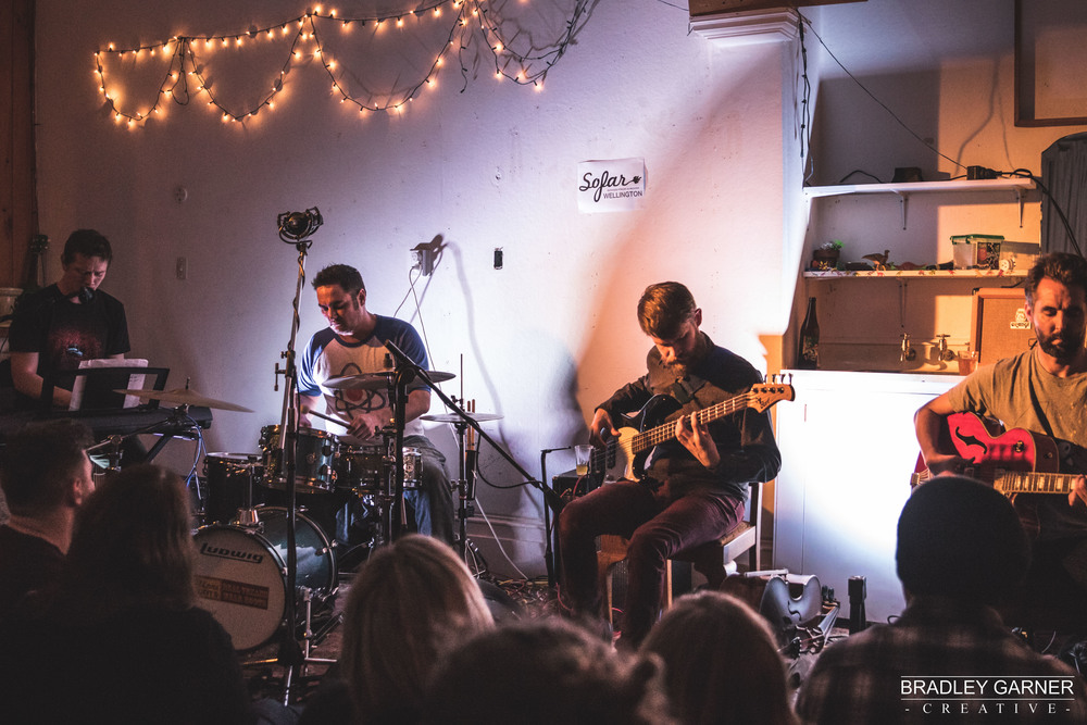 Sofar @ Private Address June 1, 2016