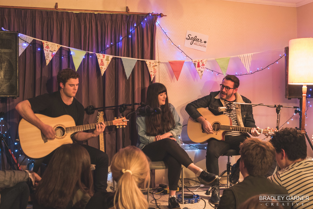 Sofar @ Private Address July 18, 2016