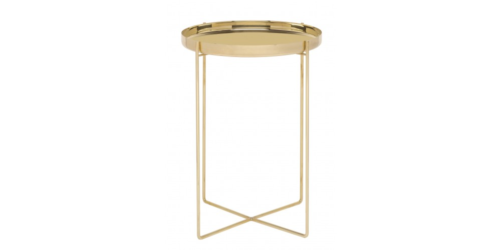 Philipp Mainzer brass table round