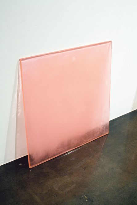 Rebecca Holland pink surface