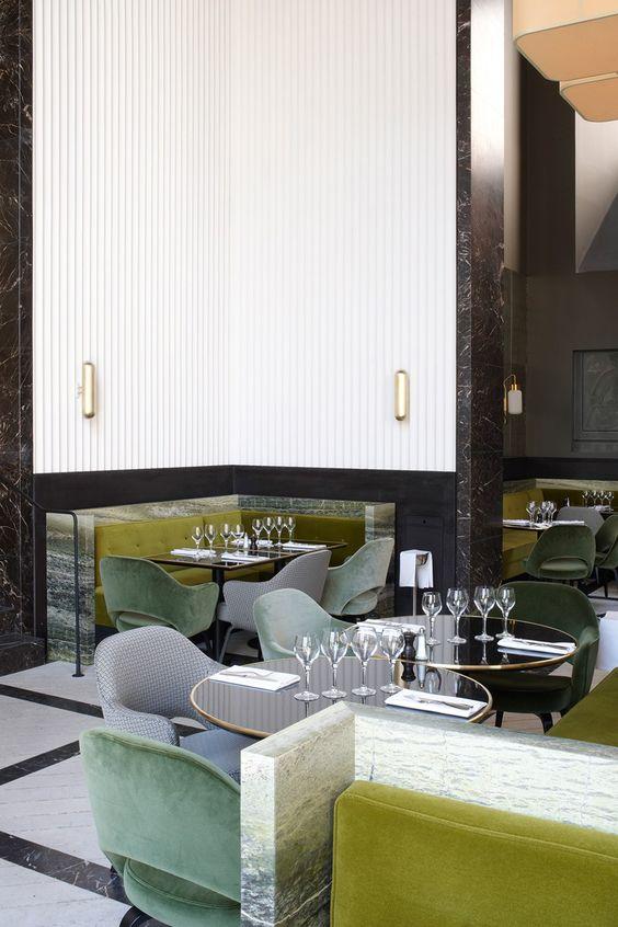 Joseph Dirand restaurant design