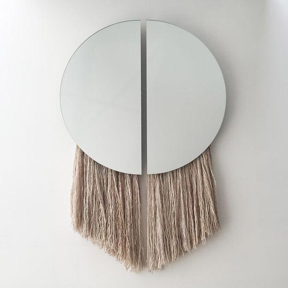 Apollo Mirror by Ben and Aja Blanc