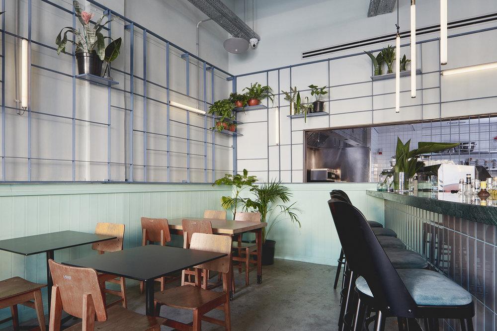 Mansura Restaurant, Tel aviv-Jaffa, 2017