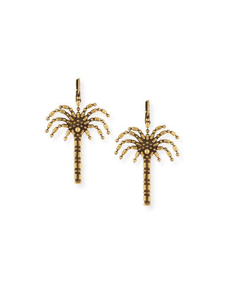 palm earings
