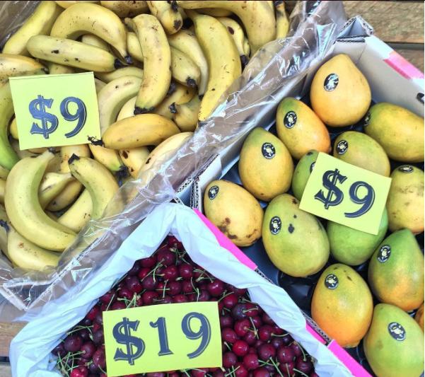 Delicious, fresh summer seasonal produce!