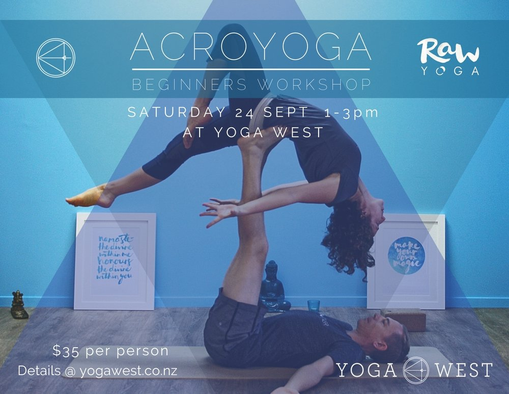 Acro Yoga Workshop