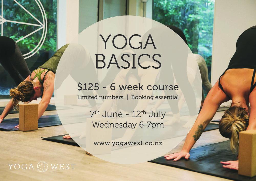 yoga basics 7 June