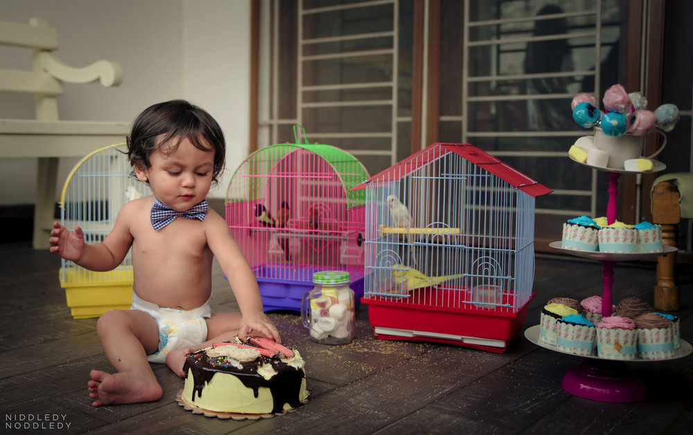 Avyaan Birthday Smash Cake Photoshoot ❤ NiddledyNoddledy.com ~ Bumps to Babies Photography, Kolkata - 02.jpg