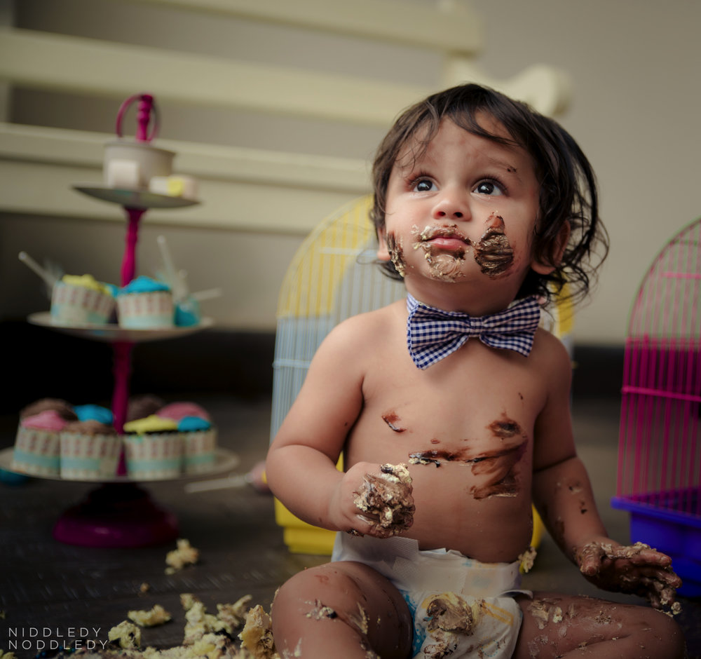 Avyaan Birthday Smash Cake Photoshoot ❤ NiddledyNoddledy.com ~ Bumps to Babies Photography, Kolkata - 17.jpg